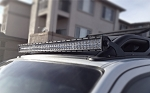 LED Light Bar Mount from Offroad Gorilla - '05+ Xterra