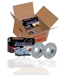 2005-2019 FRONT Performance Brake Upgrade Kit by Powerstop XTERRA/FRONTIER