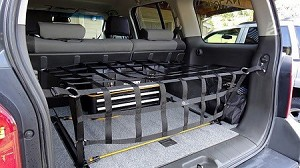 Xterra Rear cargo net